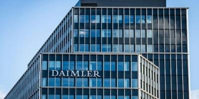 戴姆勒集团 Daimler AG